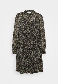 ONLY - ONLAMBRE SHORT DRESS  - Day dress - black - 3