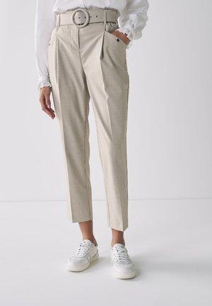 Kalhoty - off white