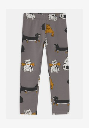 AUTHENTIC DOG UNISEX - Leggings - grey