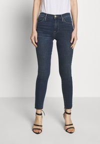 Frame Denim - HIGH SKINNY RAW EDGE - Skinny-Farkut - fayette - 0