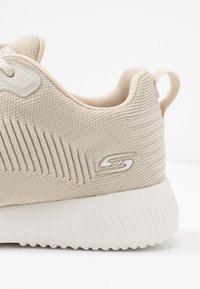 Skechers Sport - BOBS SQUAD - Zapatillas - natural - 2