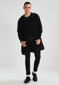 G-Star - BASE R T L\S  - T-shirt à manches longues - black - 1