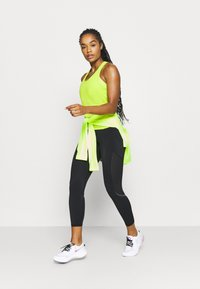 Sweaty Betty - PULSE RUNNING VEST - Top - lime punch green - 1