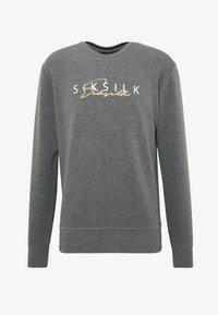 SIKSILK - Sweater - grey - 4