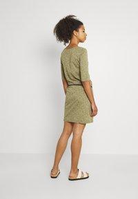 Ragwear - TAMY - Žerzejové šaty - khaki - 2