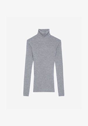 Sweter - grey chine