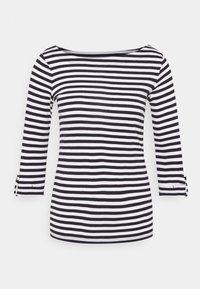 Esprit - COO TEE - Long sleeved top - navy - 0
