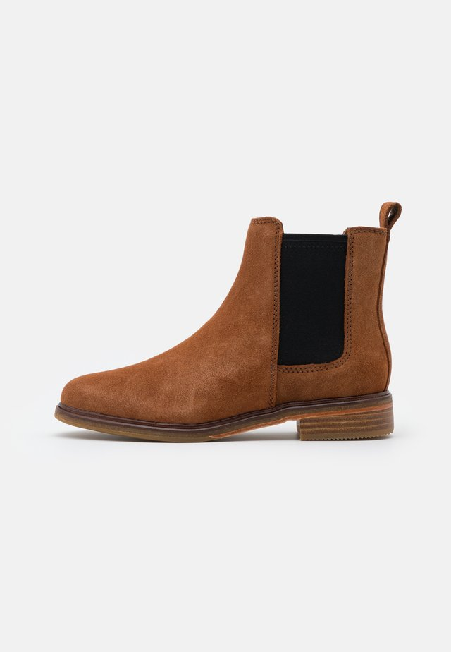 ARLO - Classic ankle boots - tan