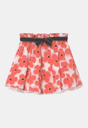 Áčková sukně - tangerine tango