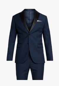 Pier One - Suit - dark blue - 10