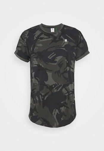 LASH R T S\S - Print T-shirt - night dutch
