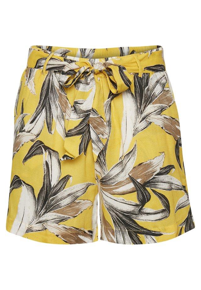KAELYSSE  - Shorts - golden rod