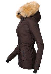 Navahoo - LAURA - Winter jacket - braun - 1