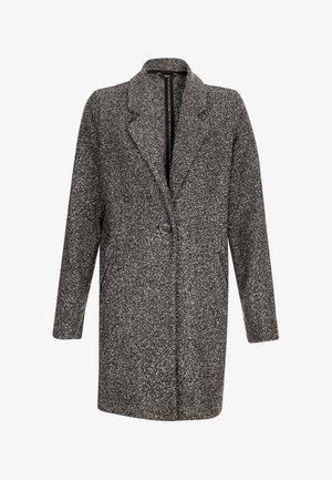 COATIGAN - Klasický kabát - black