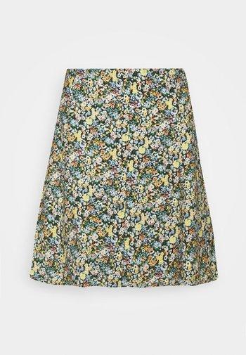 SKIRT - Mini skirt - mischfarben