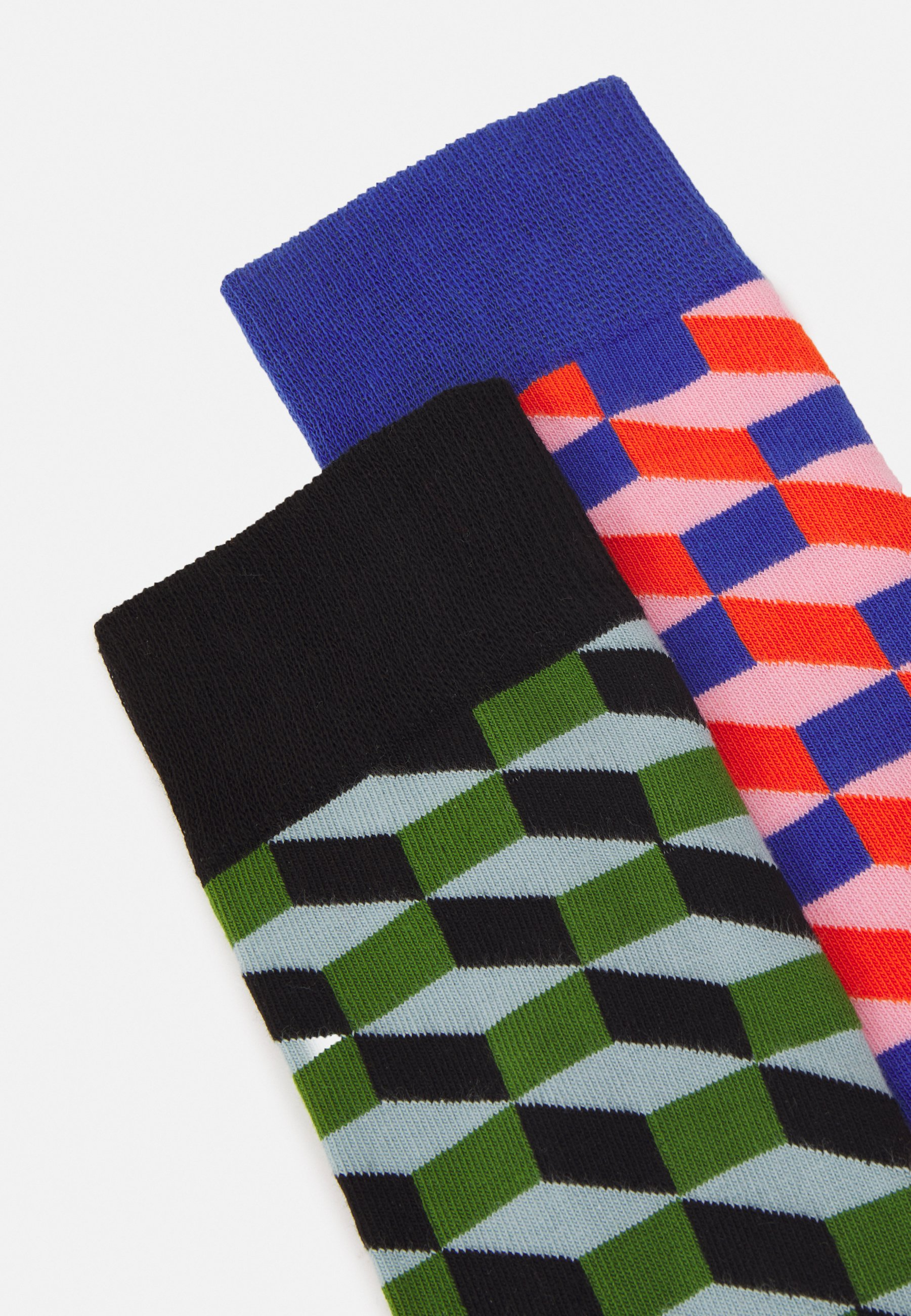 Femme FILLED OPTIC 2 PACK UNISEX - Chaussettes