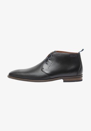 CARVALHO - Smart lace-ups - schwarz