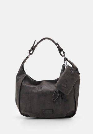HOBO SET - Shopping bag - black idol