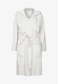 CAWÖ - Dressing gown - weiß/silber - 3