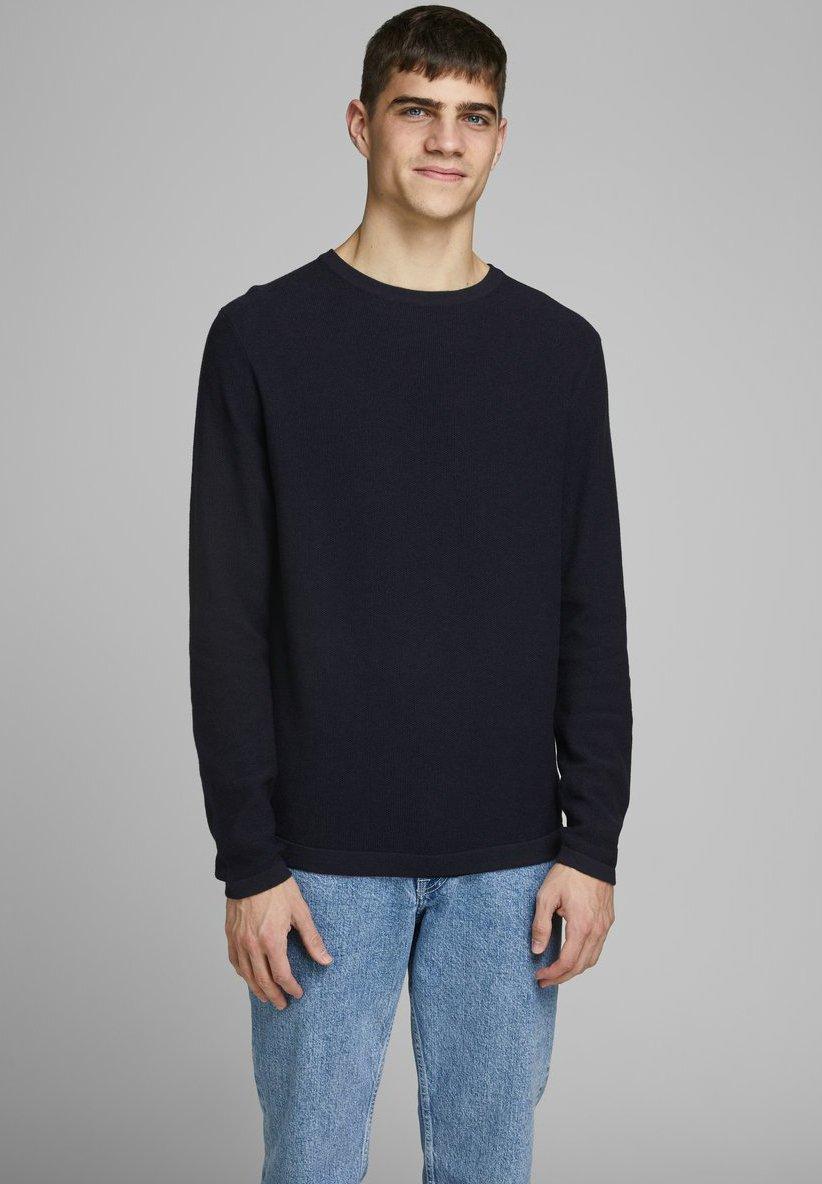 Homme STRUKTUR - Pullover - navy