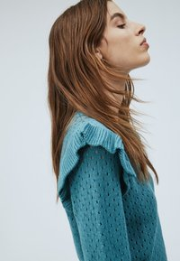 Pepe Jeans - DAISY - Sweter - wave - 4