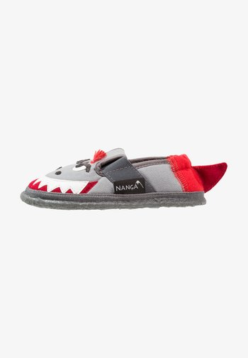 HAI - Slippers - mittelgrau