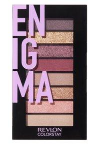 Revlon - COLORSTAY LOOKS BOOK EYESHADOW PALETTE - Eyeshadow palette - N°920 enigma - 0