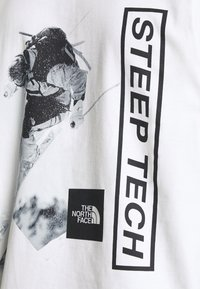 The North Face - STEEP TECH LIGHT - Long sleeved top - white - 4