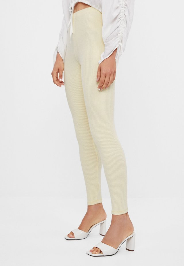 Legging - yellow