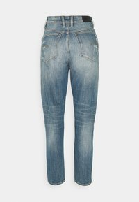 G-Star - JANEH ULTRA HIGH MOM ANKLE WMN - Jeans slim fit - vintage amalfi restored - 6