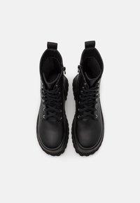 RAID - HARLOW - Platform ankle boots - black - 5