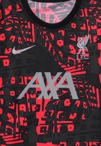 Nike Performance - LIVERPOOL FC UNISEX - Klubové oblečení - black/wolf grey - 2