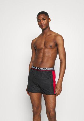Swimming shorts - black