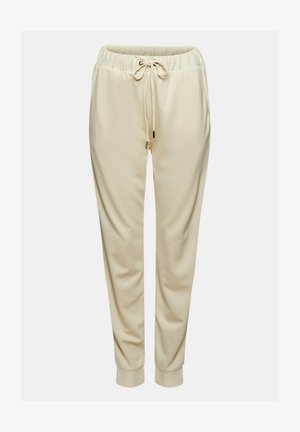 ATHLESURE  - Tracksuit bottoms - beige