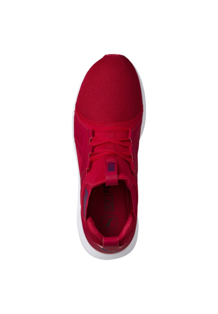 Puma - ENZO - Neutral running shoes - toreador-blue depths