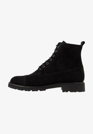NEW ALPERTON BOOT - Lace-up ankle boots - black