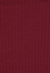 Anna Field Curvy - Basic T-shirt - bordeaux - 5