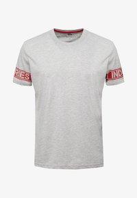 Alpha Industries - T-shirt print - grey heather - 3