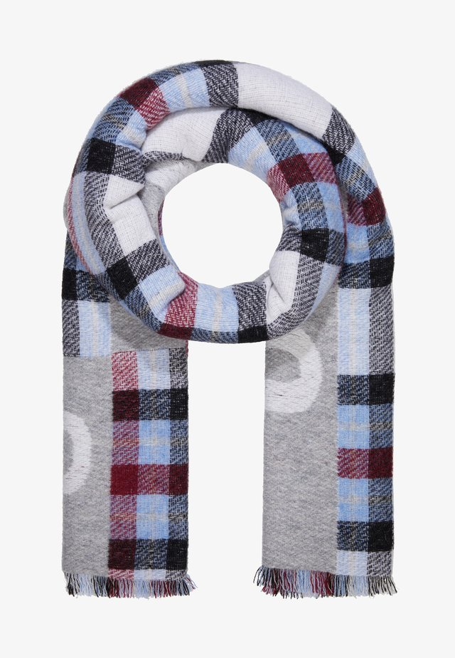 SCARF CHECK - Scarf - combo