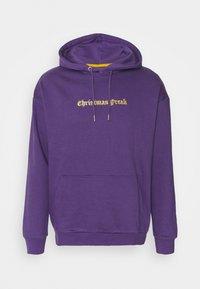 YOURTURN - UNISEX - Jersey con capucha - purple - 3