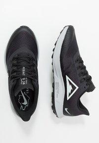 Nike Performance - AIR ZOOM PEGASUS 36 TRAIL - Zapatillas de trail running - oil grey/barely grey/black/wolf grey - 1