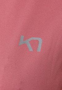 Kari Traa - NORA TEE - Print T-shirt - lilac - 2