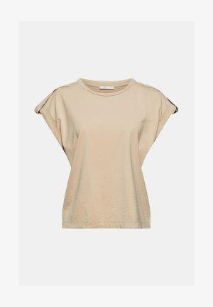 T-shirt basique - sand