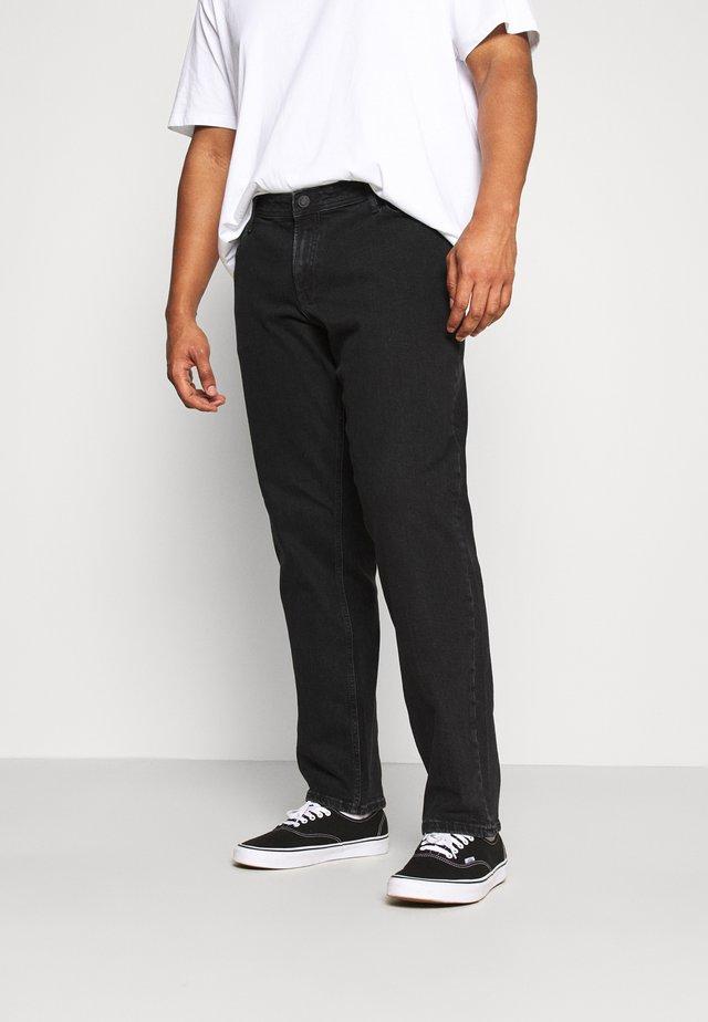 JJIMIKE JJORIGINAL - Slim fit jeans - black denim