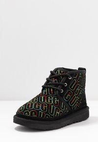 UGG - NEUMEL GRAPHIC STITCH - Veterboots - black - 2