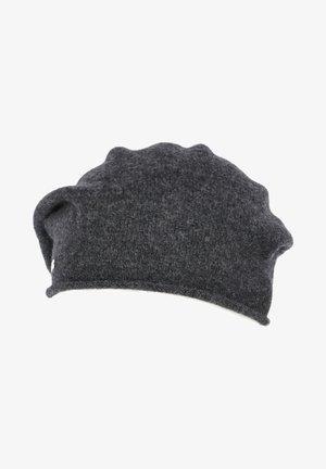 Beanie - dunkel grau