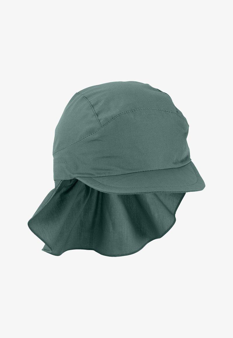 Sterntaler - NACKENSCHUTZ - Hat - dunkelgrün