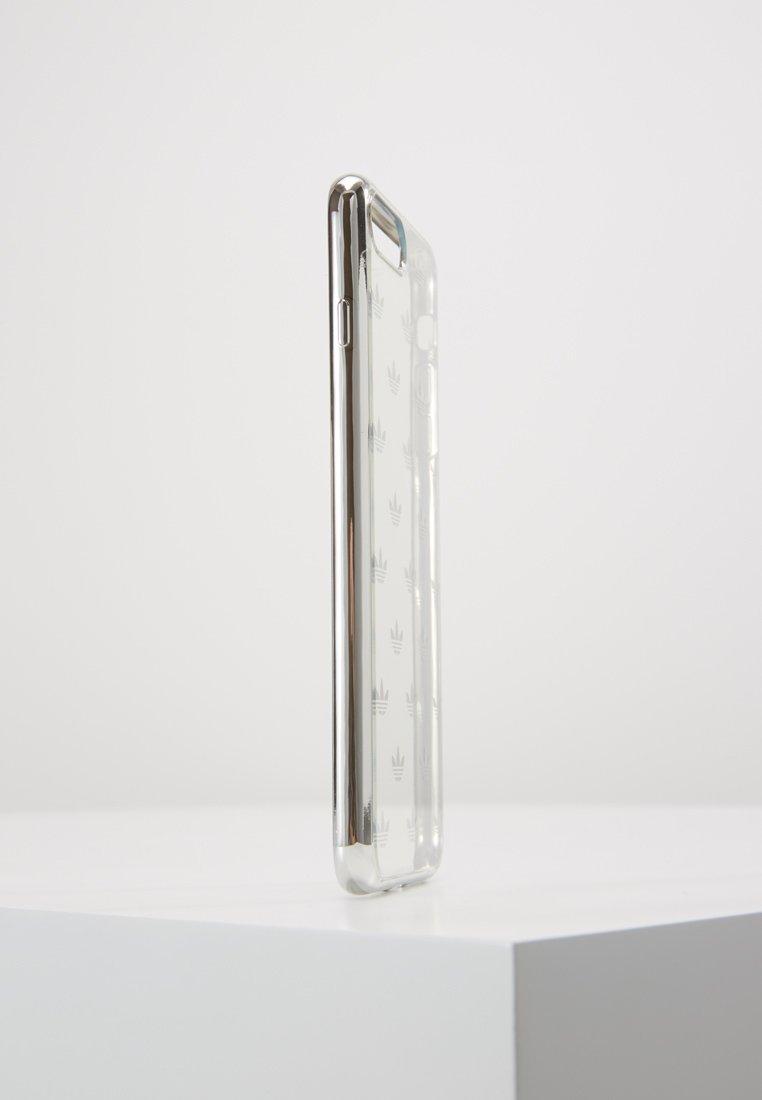 adidas Originals CLEAR CASE - Mobilveske - transparant/silver-coloured/sølv MrxWLgyBeFao0np