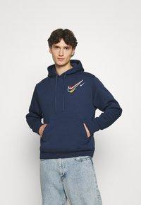 Nike Sportswear - SOS HOODIE  - Hoodie - midnight navy - 0
