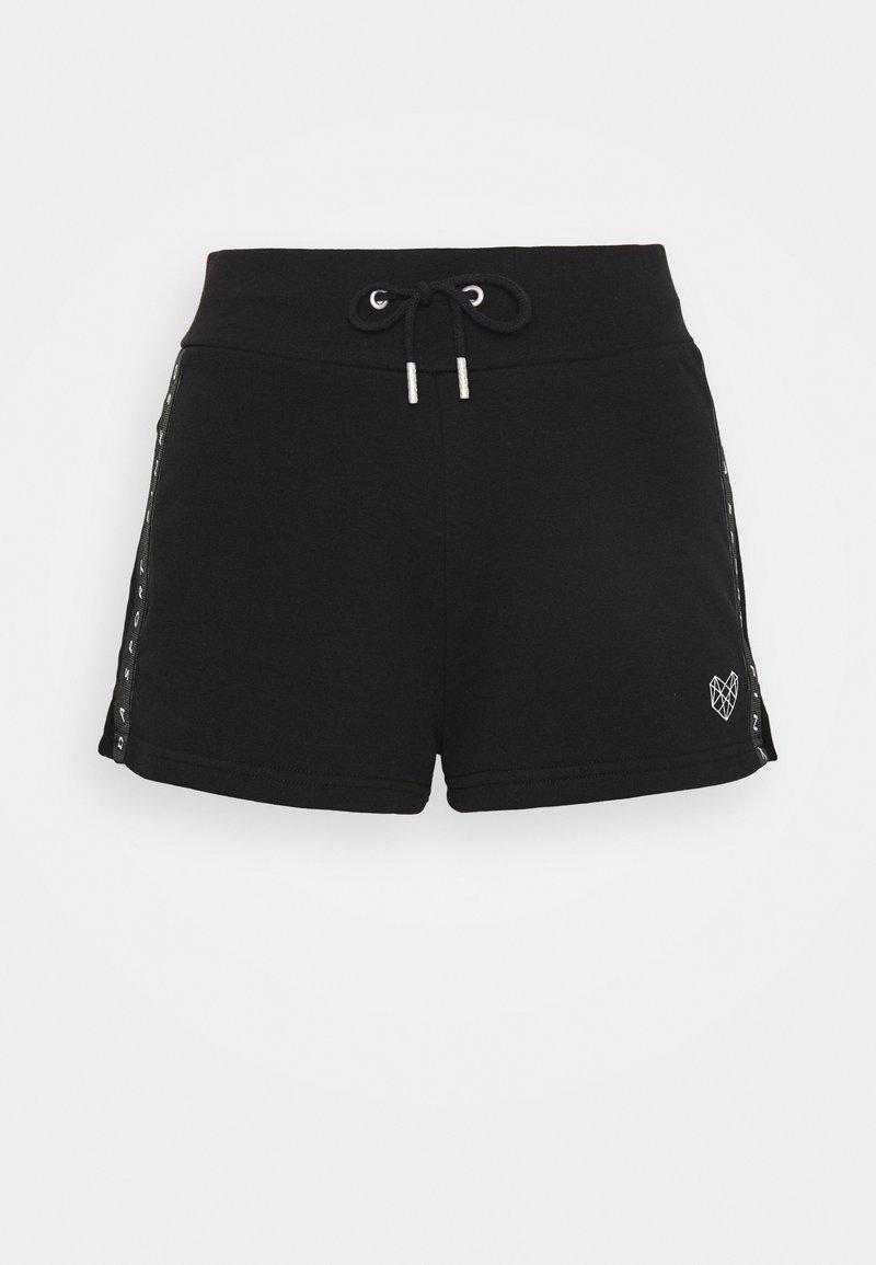 Pink Soda - TERRA SHORT - Sports shorts - black